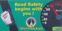 The Kenya Roads Board is right.